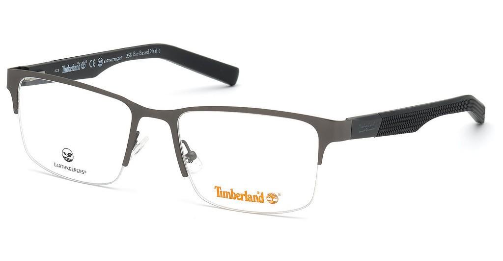Óculos de Grau Timberland Preto/Chumbo TB1664 - 009/60