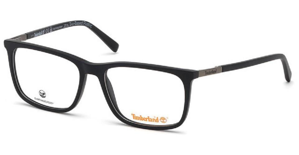 Óculos de Grau Timberland Preto TB1619 - 002/56