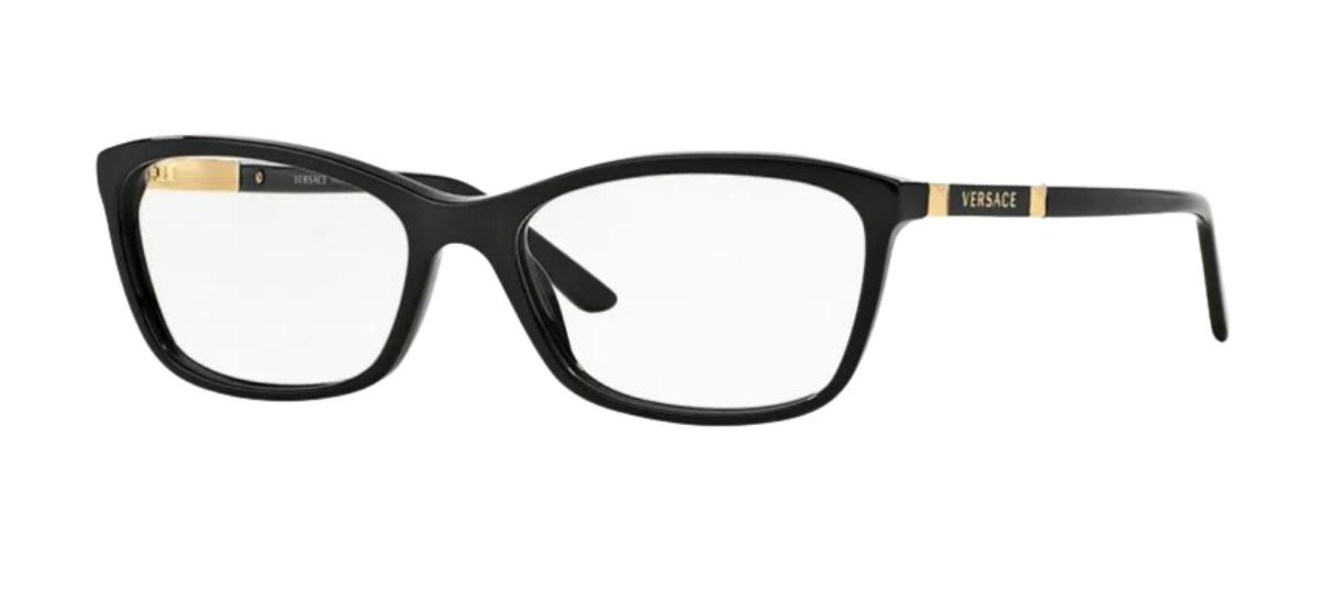 Óculos De Grau Versace MOD3186 GB1/54