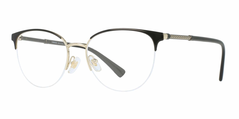 Óculos de Grau Versace Preto MOD1247 - 1252/52