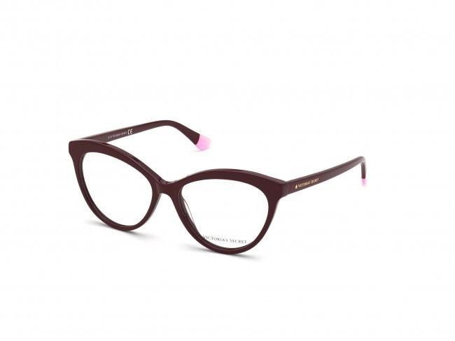 Óculos de Grau Victoria's Secret Bordô VS5044 - 069/53