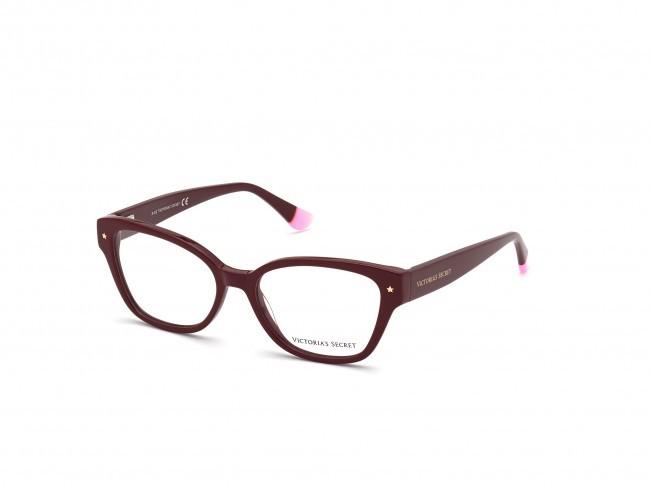 Óculos de Grau Victoria's Secret Bordô VS5046 - 069/52