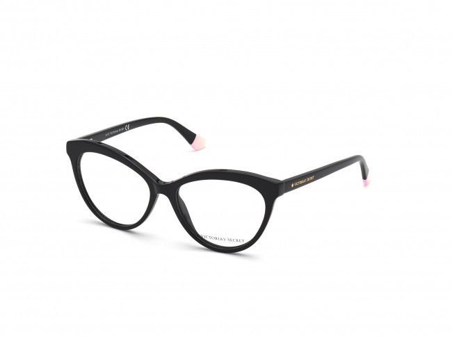 Óculos de Grau Victoria's Secret Preto VS5044 - 001/53