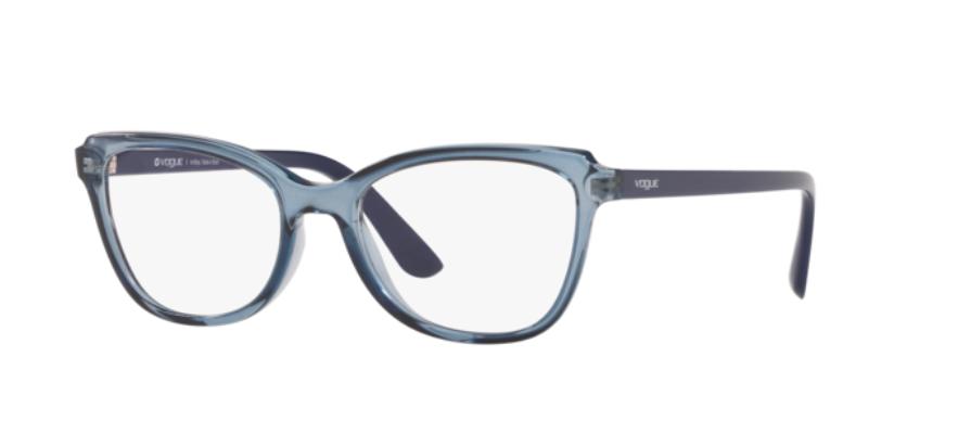 Óculos de Grau Vogue Azul Celeste VO5292L - 2764/53