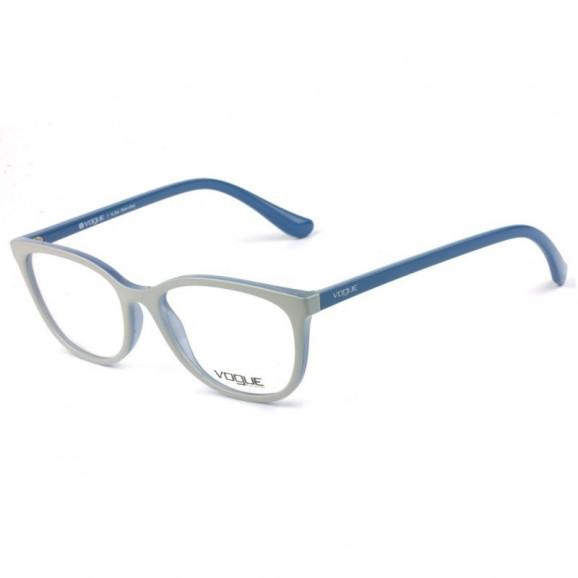 Óculos de Grau Vogue Azul VO5192L - 2594/53