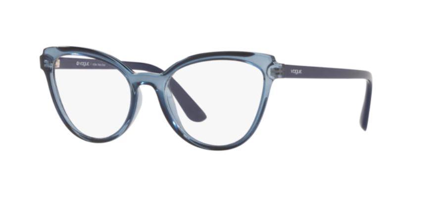 Óculos de Grau Vogue Azul VO5291L - 2764/53