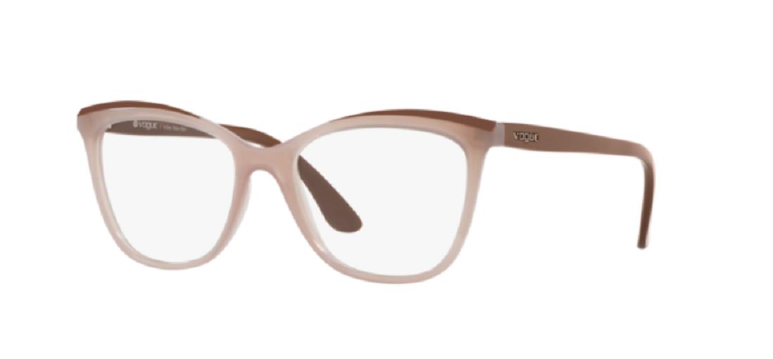 Óculos de Grau Vogue Castanho Claro VO5188L - 2548/53
