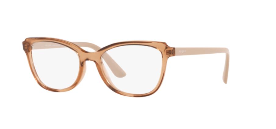 Óculos de Grau Vogue Castanho VO5292L - 2746/53