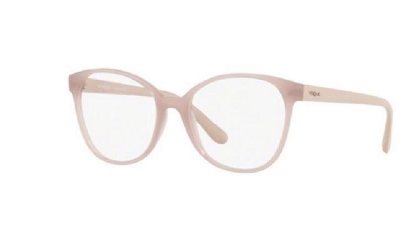 Óculos de Grau Vogue Nude Translúcido VO5234L - 2744/52