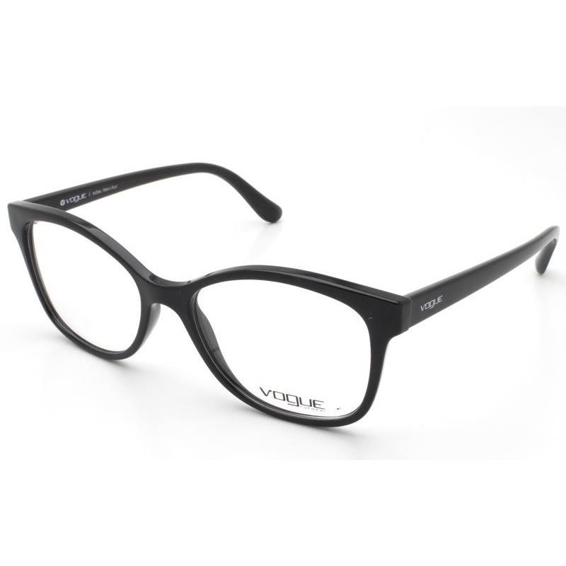 Óculos de Grau Vogue Preto VO5233L - W44/53