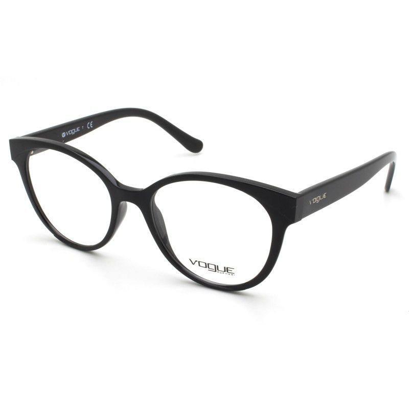 Óculos de Grau Vogue Preto VO5244 - W44/51
