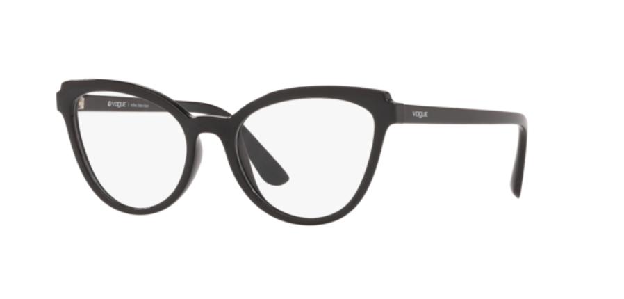 Óculos de Grau Vogue Preto VO5291L - W44/53
