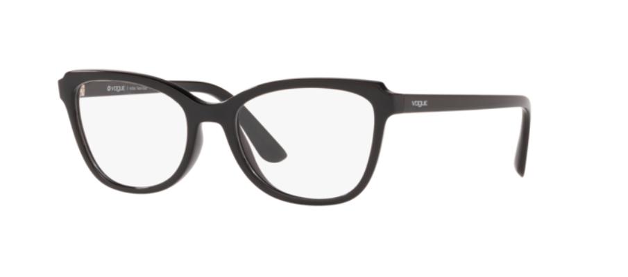 Óculos de Grau Vogue Preto VO5292L - W44/53