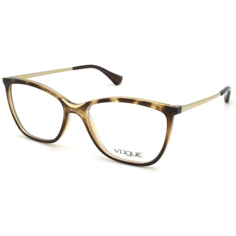 Óculos de Grau Vogue Tartaruga VO5264L - 2708/54