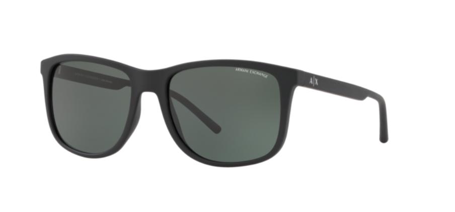 Óculos de Sol Armani Exchange Preto AX4070SL - 807871/57