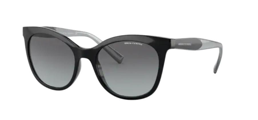 Óculos de Sol Armani Exchange Preto AX4094S - 81588G/54