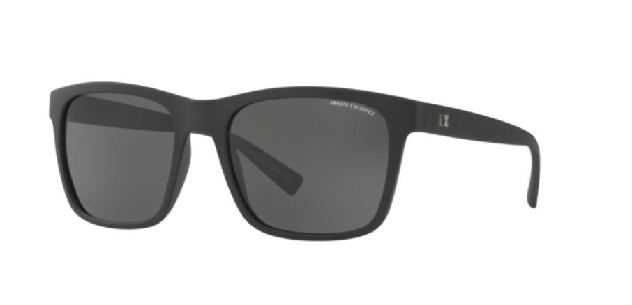 Óculos de Sol Armani Exchange Preto Fosco AX4063SL - 818287/57