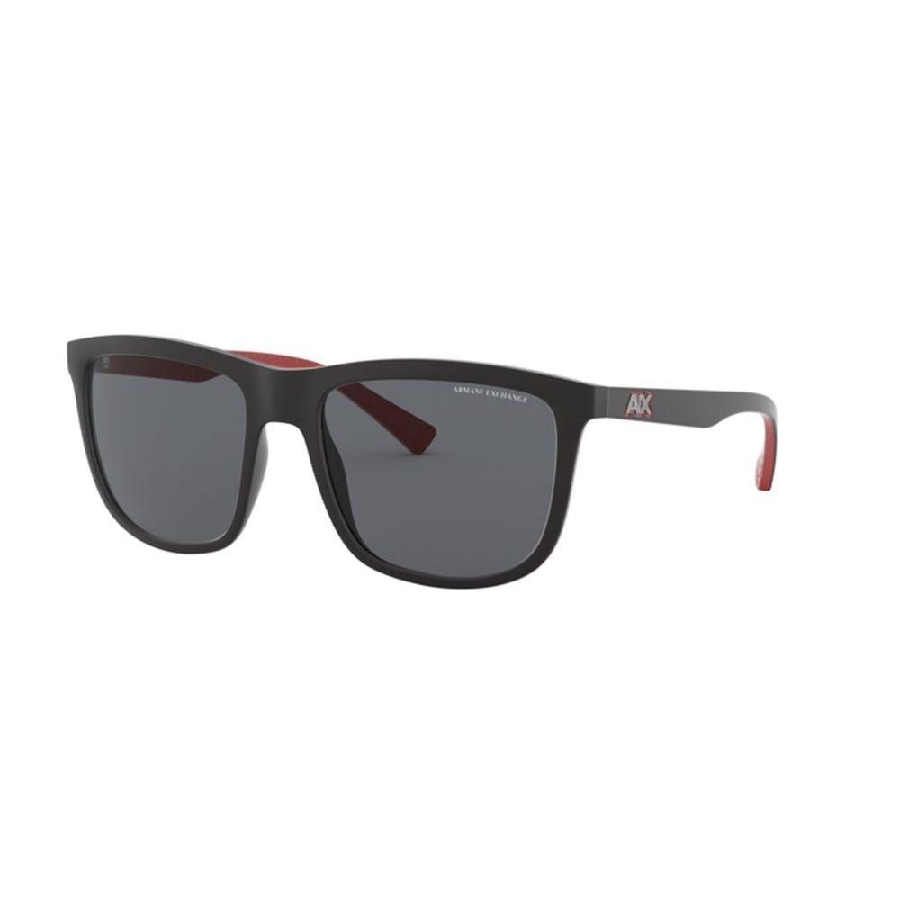 Óculos de Sol Armani Exchange Preto Fosco AX4093S -807871
