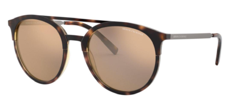 Óculos de Sol Armani Exchange Tartaruga AX4092S - 80785A