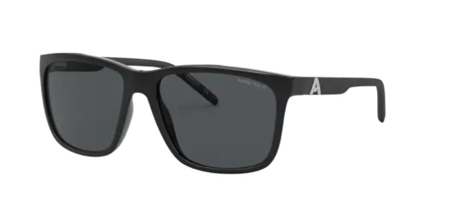Óculos de Sol Arnette Adios Baby! Preto AN4272 - 270181/56 Polarizado
