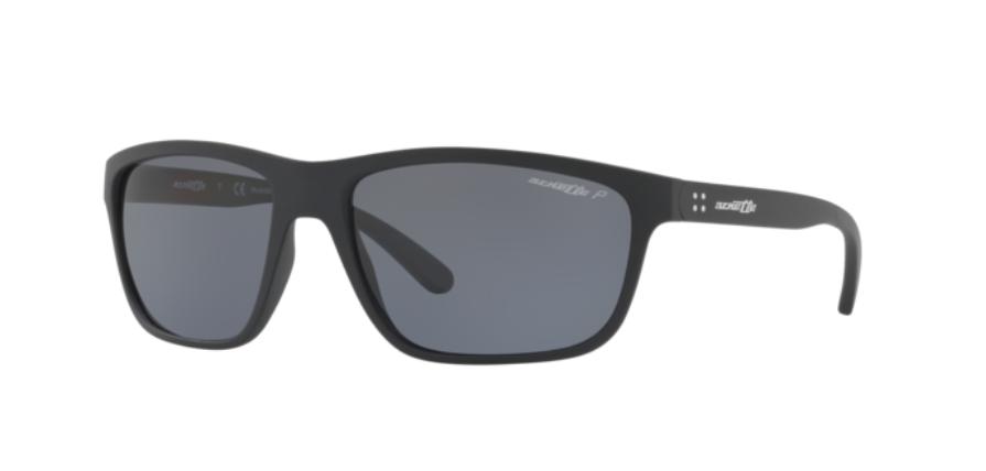 Óculos de Sol Arnette Booger Preto AN4234 - 01/81/61 Polarizado