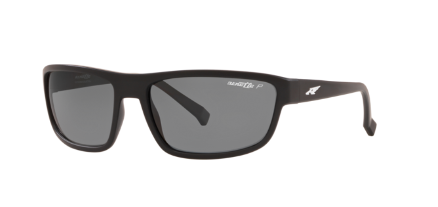 Óculos de Sol Arnette Borrow Preto AN4259 - 01/81/63 Polarizado