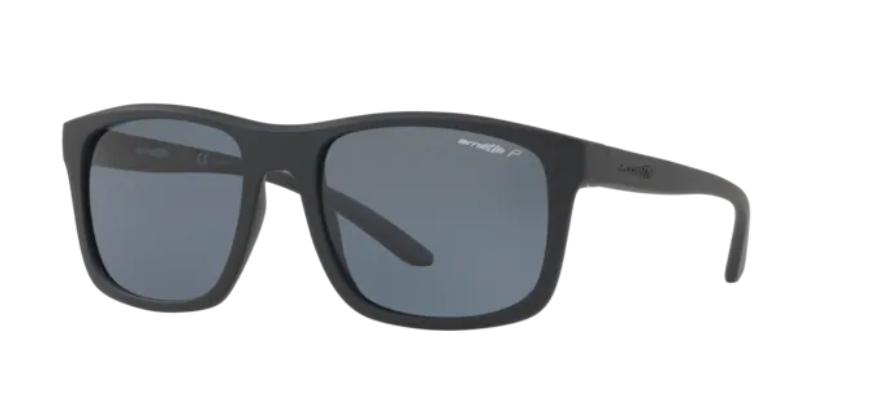 Óculos de Sol Arnette Complementary Preto AN4233 - 01/81/57 Polarizado