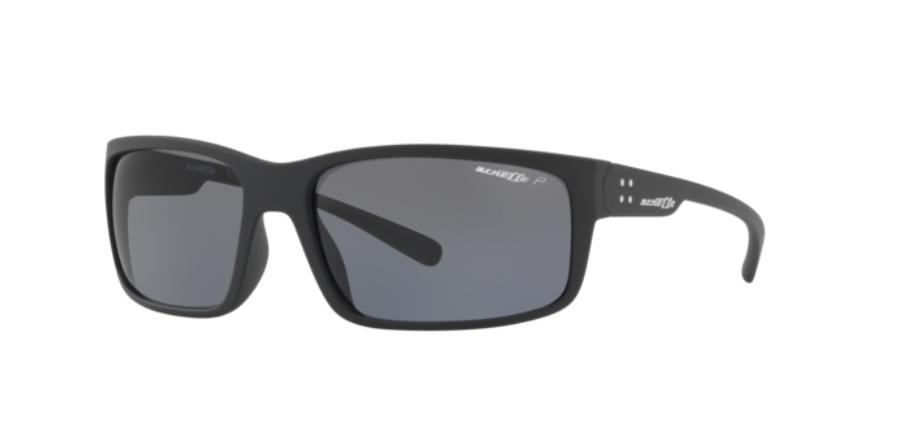Óculos de Sol Arnette Fastball 2.0 Preto AN4242 - 01/81/62 Polarizado