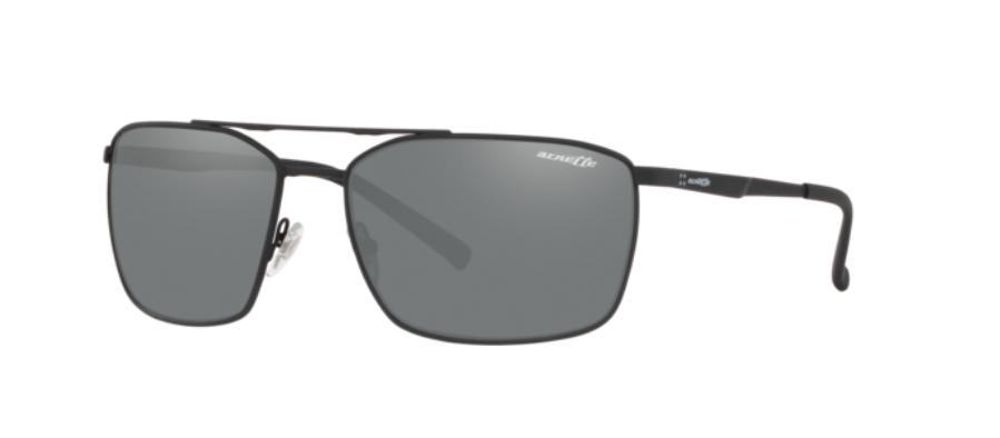 Óculos de Sol Arnette Preto AN3080 - 696/6G/62