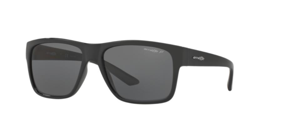Óculos de Sol Arnette Preto AN4226 - 41/81/57 Polarizado