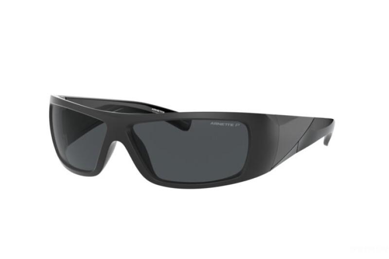 Óculos de Sol Arnette Preto Fosco AN4286 - 270881/62 Polarizado