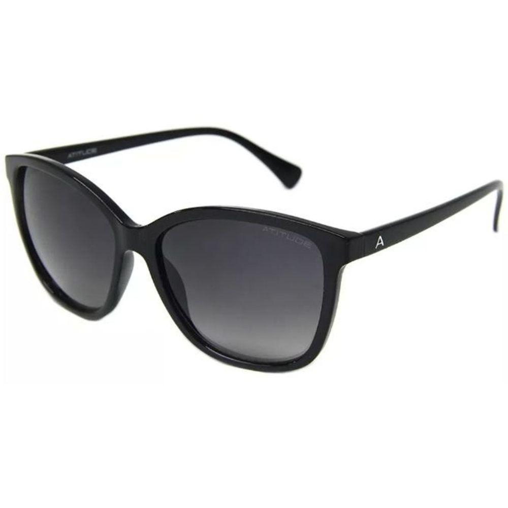 Óculos de Sol Atitude Preto AT5398 - A01/56