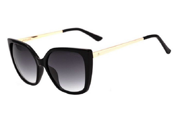 Óculos de Sol Atitude Preto AT5406 - A01/57