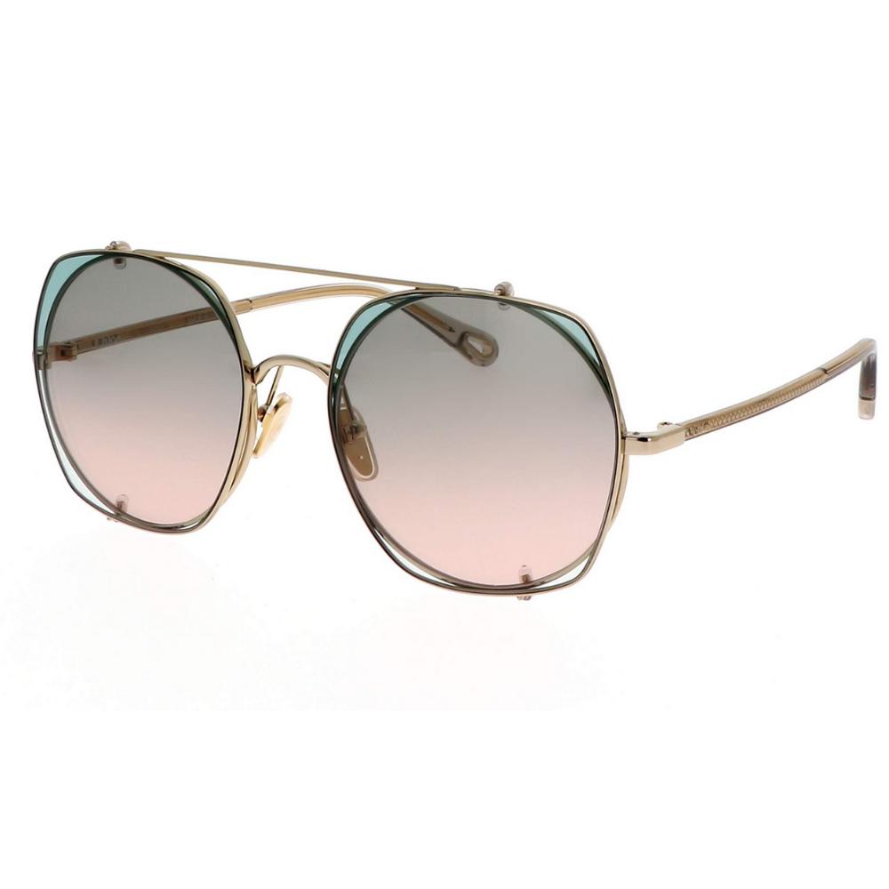 Óculos De Sol  Chloé Clip-On CH0042S 001/56