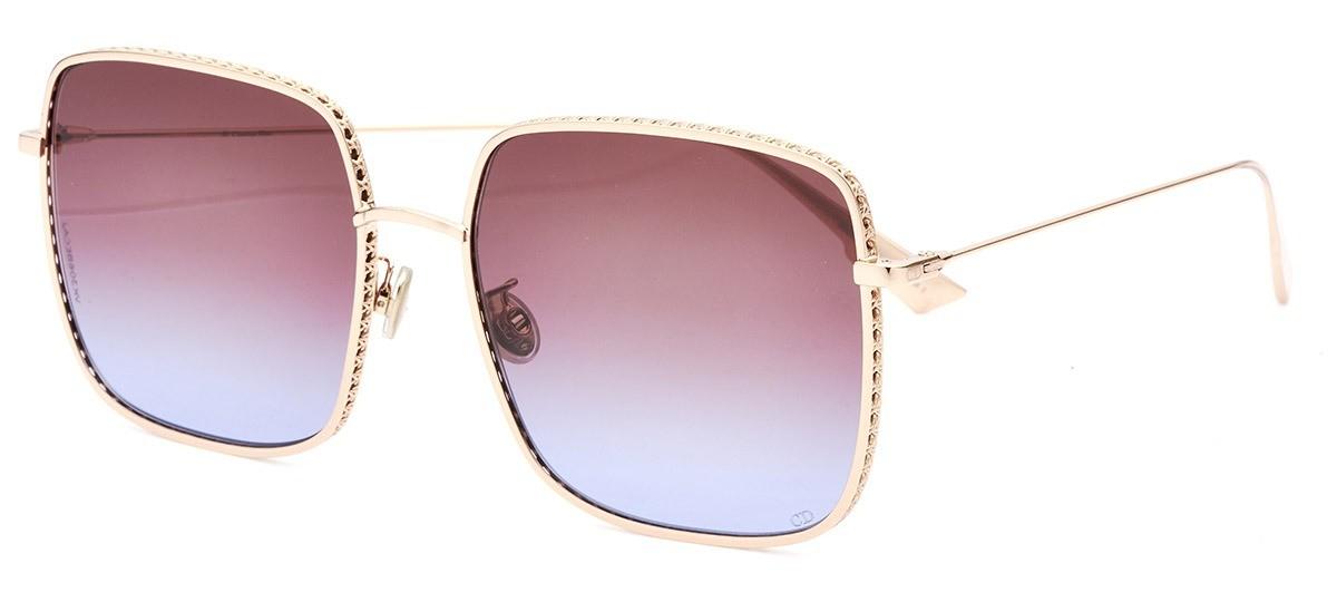 Óculos de Sol Dior Dourado DIORBYDIOR3F  - DDBYB/59