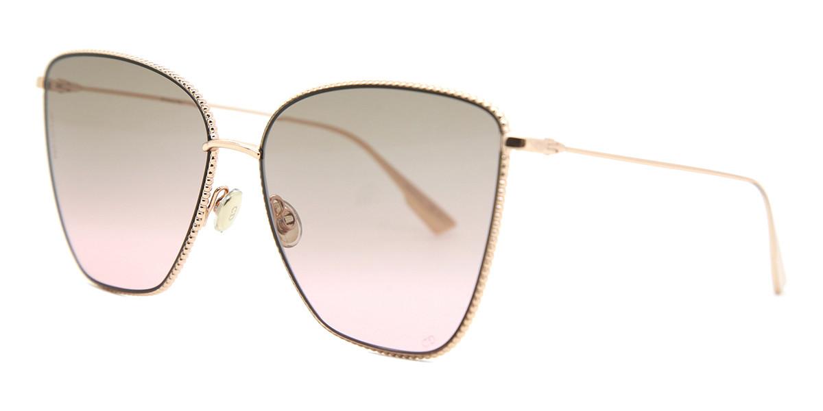 Óculos de Sol Dior Dourado DIORSOCIETY 1 - DDB/86/60