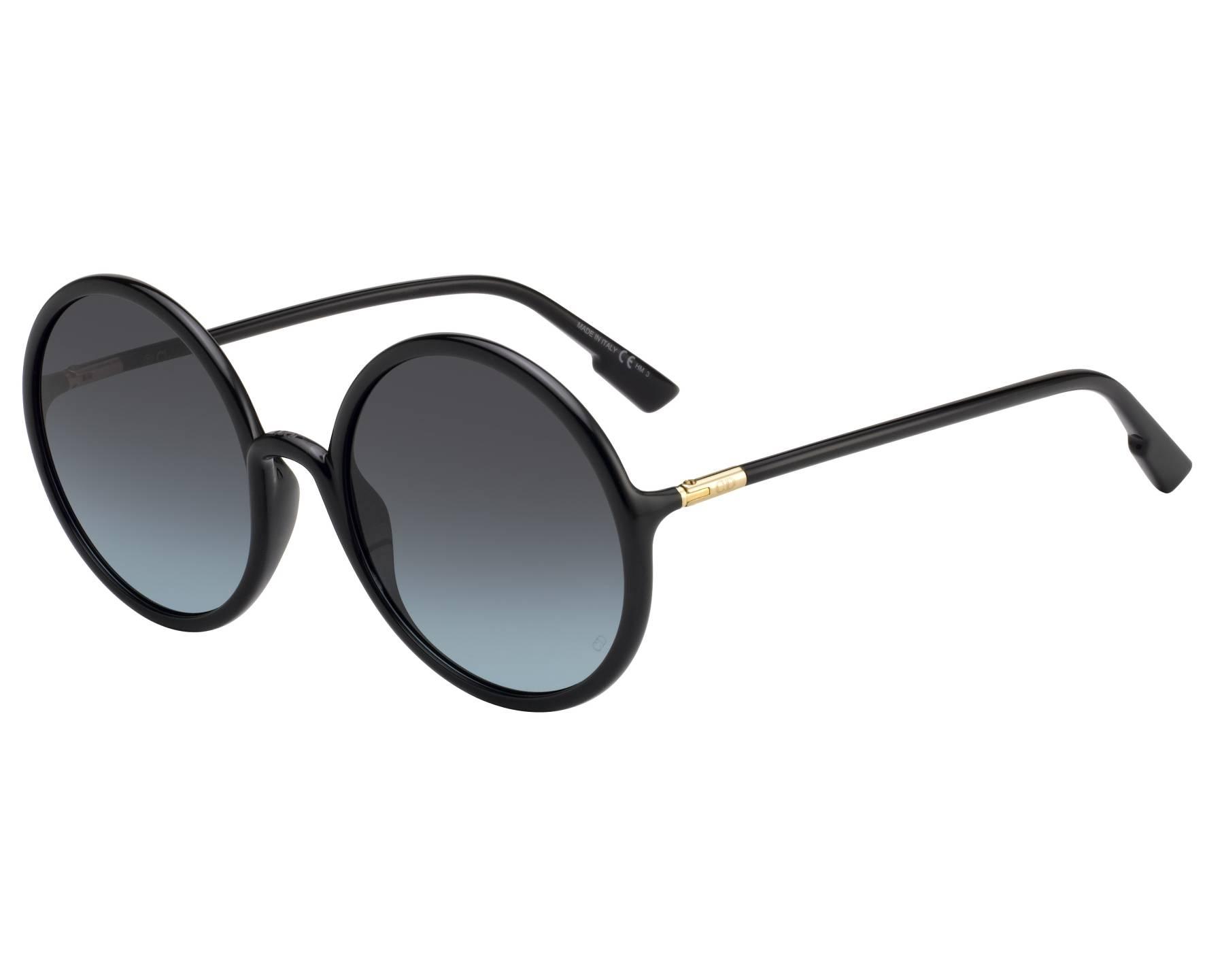 Óculos de Sol Dior Preto/Cinza Escuro DIORSOSTELLAIRE3 - 807/1I/59