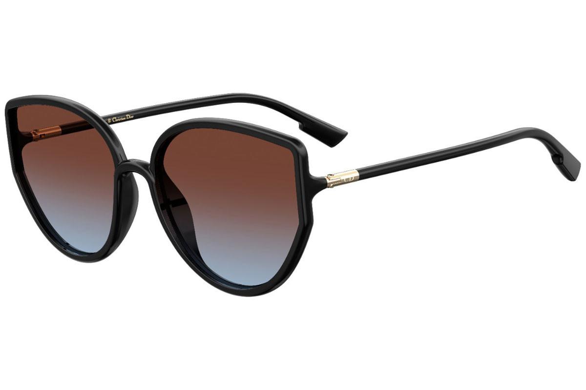 Óculos de Sol Dior Preto DIORSOSTELLAIRE4 - 807/YB/58