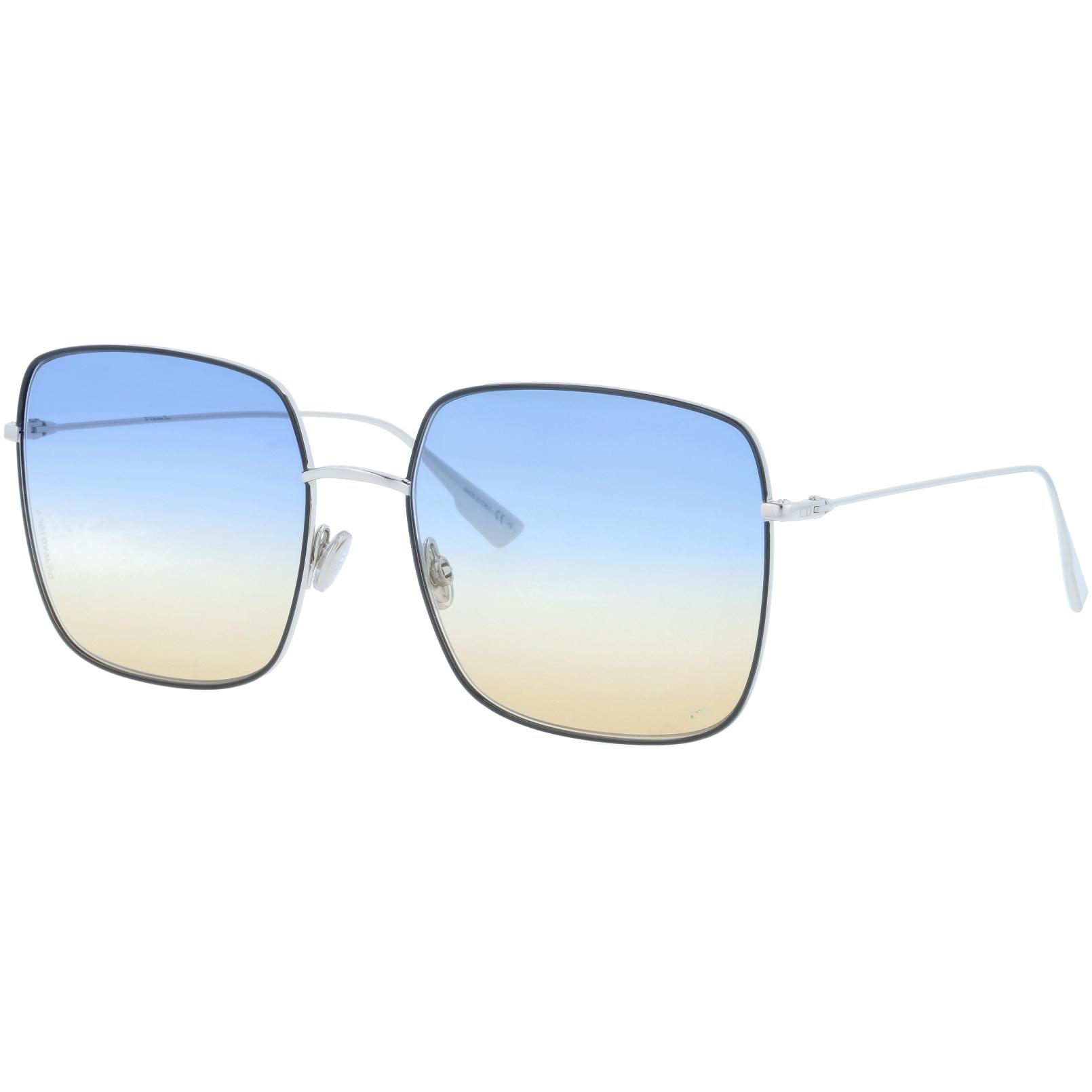 Óculos de Sol Dior Preto/Prata DIORSTELLAIRE 1 - 84J84/59