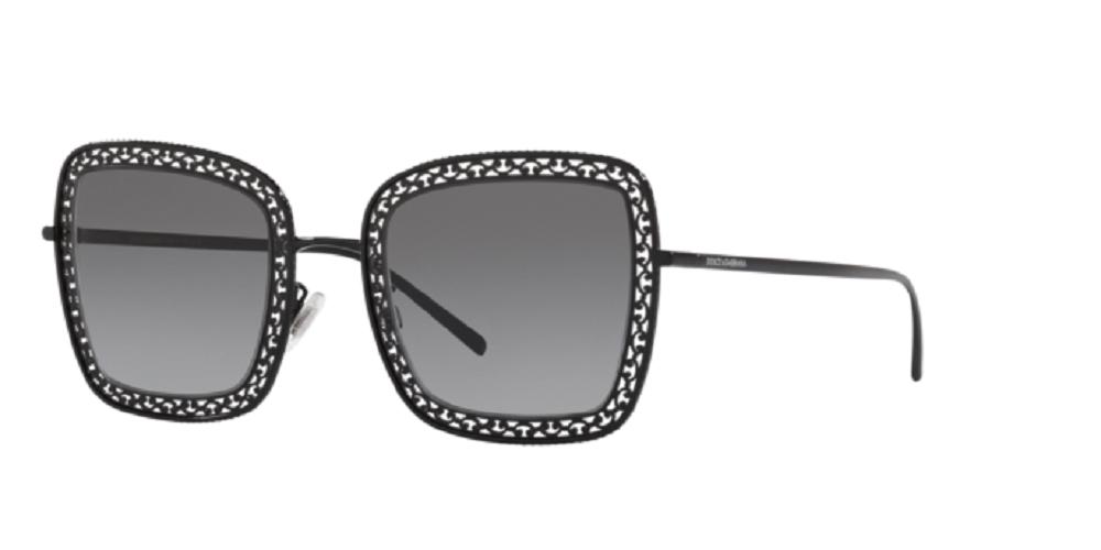 Óculos de Sol Dolce & Gabbana Preto DG2225 - 01/8G/52