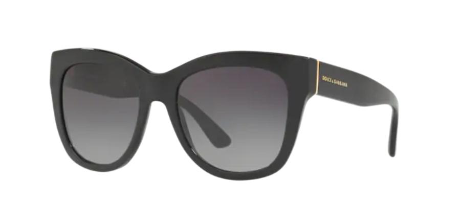 Óculos de Sol Dolce & Gabbana Preto DG4270 - 501/8G/55