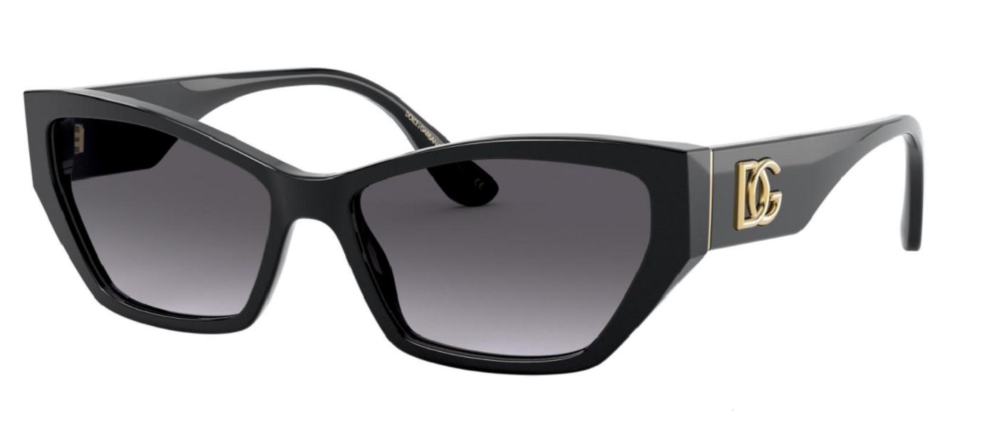 Óculos de Sol Dolce & Gabbana Preto DG4375 - 501/8G/58