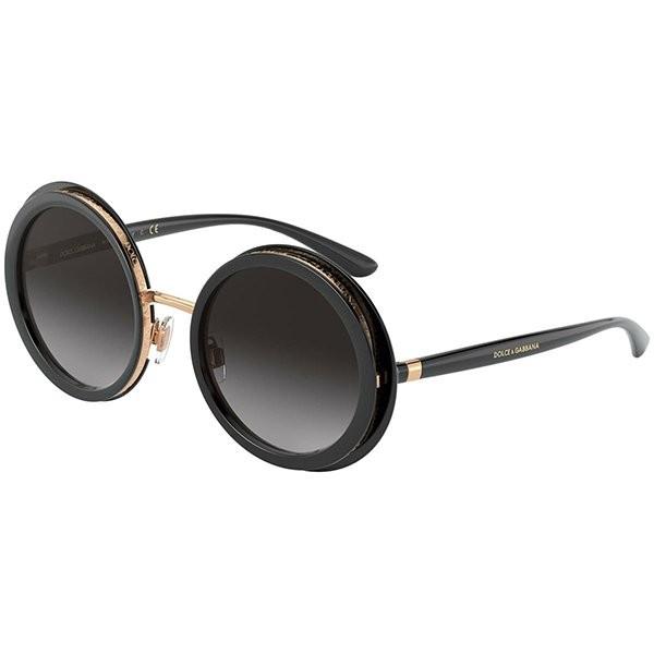 Óculos de Sol Dolce & Gabbana Cinza DG6127 - 501/8G/52