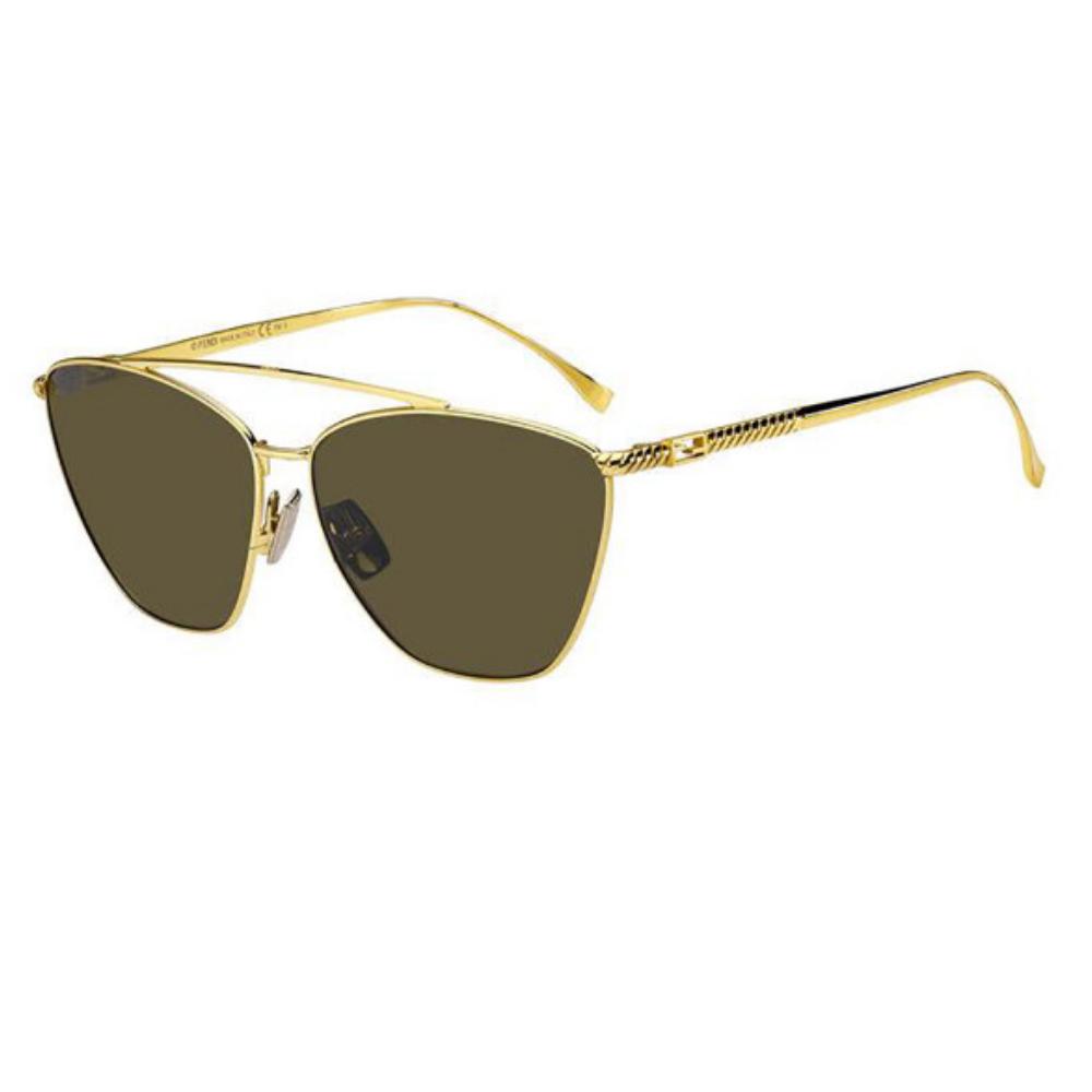 Óculos De Sol Fendi FF0438S 001QT/64