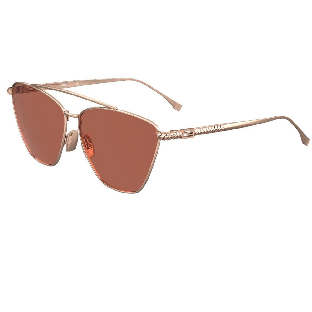Óculos De Sol Fendi  FF0438S DDB4S/64