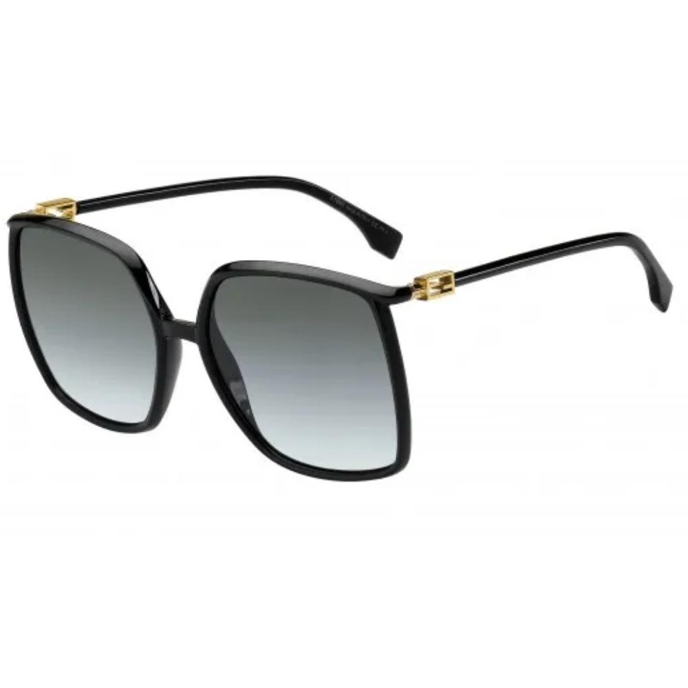 Óculos de Sol Fendi Preto FF0431/GS 807