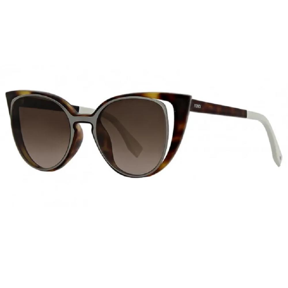 Óculos de Sol Fendi Tartaruga FF0136/S - NY2/J6/51