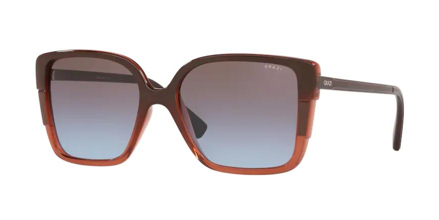 Óculos de Sol Grazi Marrom/Castanho GZ4034 - G428/55