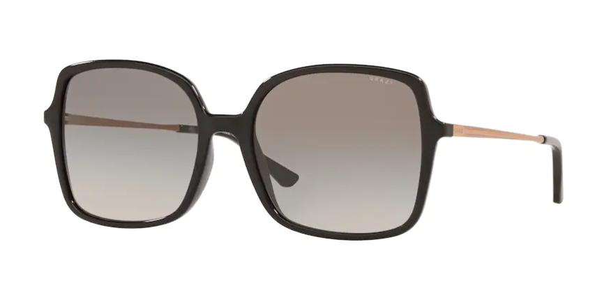 Óculos de Sol Grazi Preto/Dourado GZ4040 - H276/56