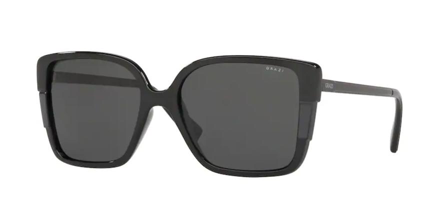 Óculos de Sol Grazi Preto GZ4034 - G430/55